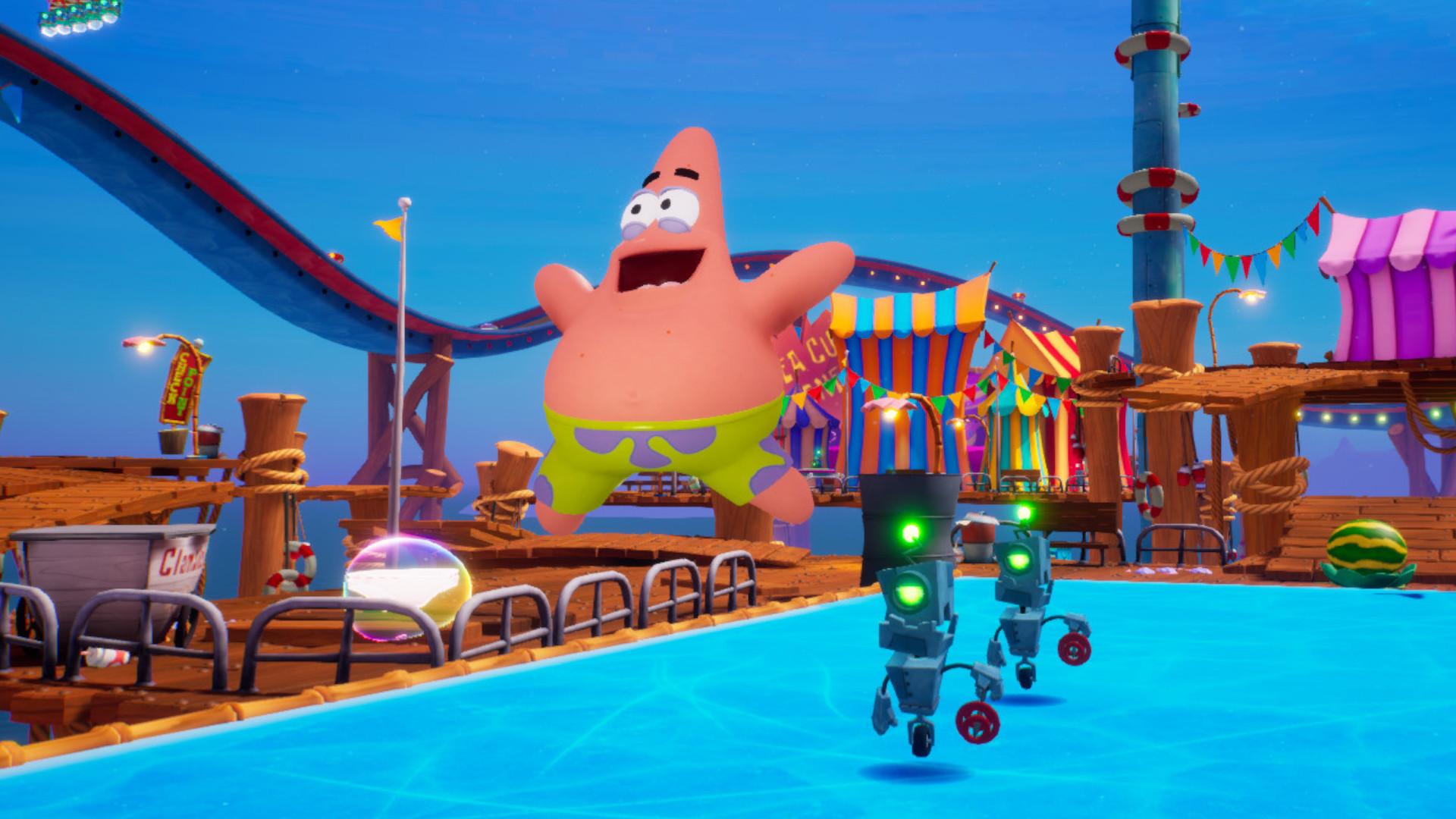 SpongeBob SquarePants: Battle for Bikini Bottom hits Steam in June ...