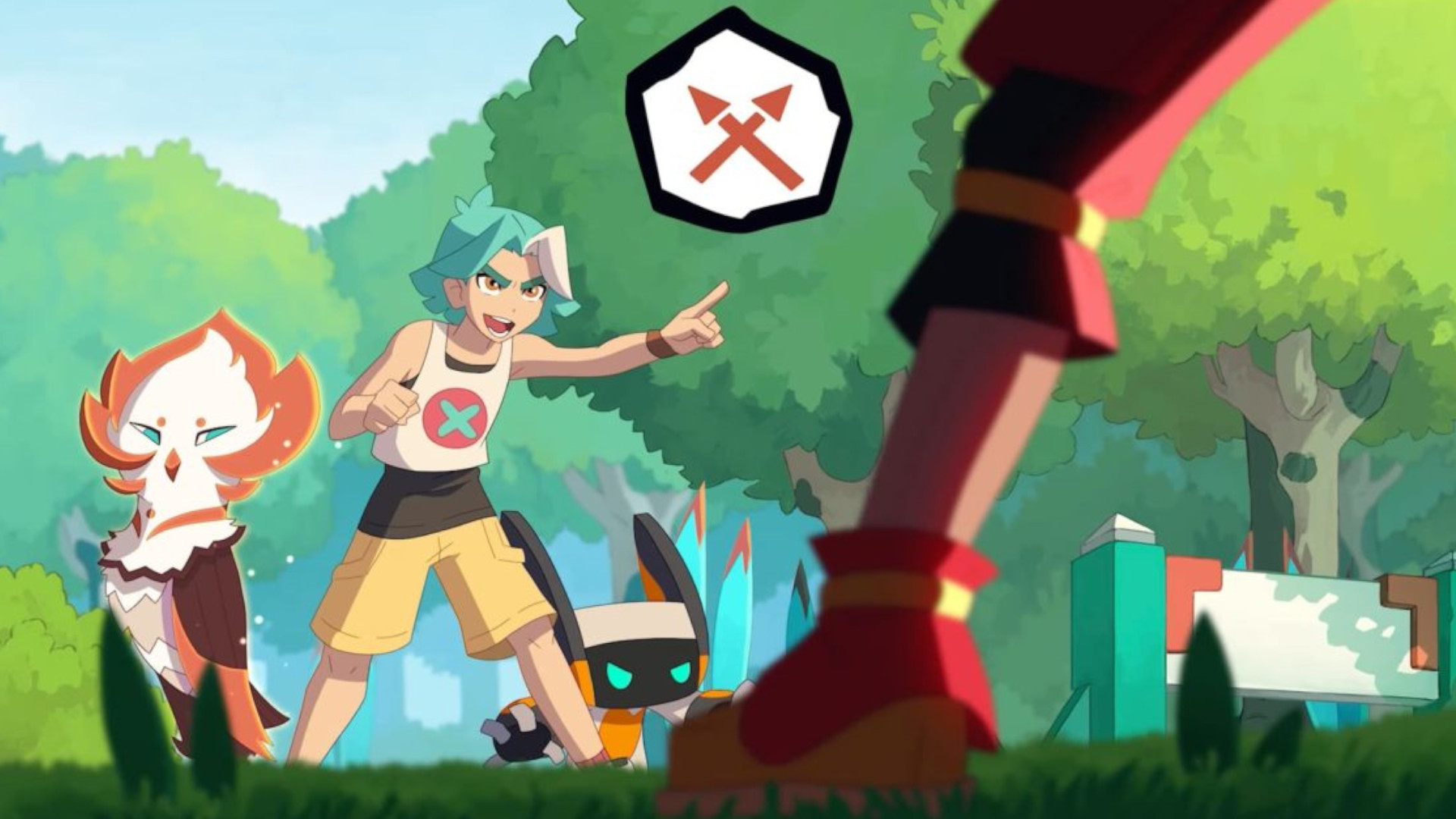 Temtem's big spring update is finally here, with ranked matchmaking