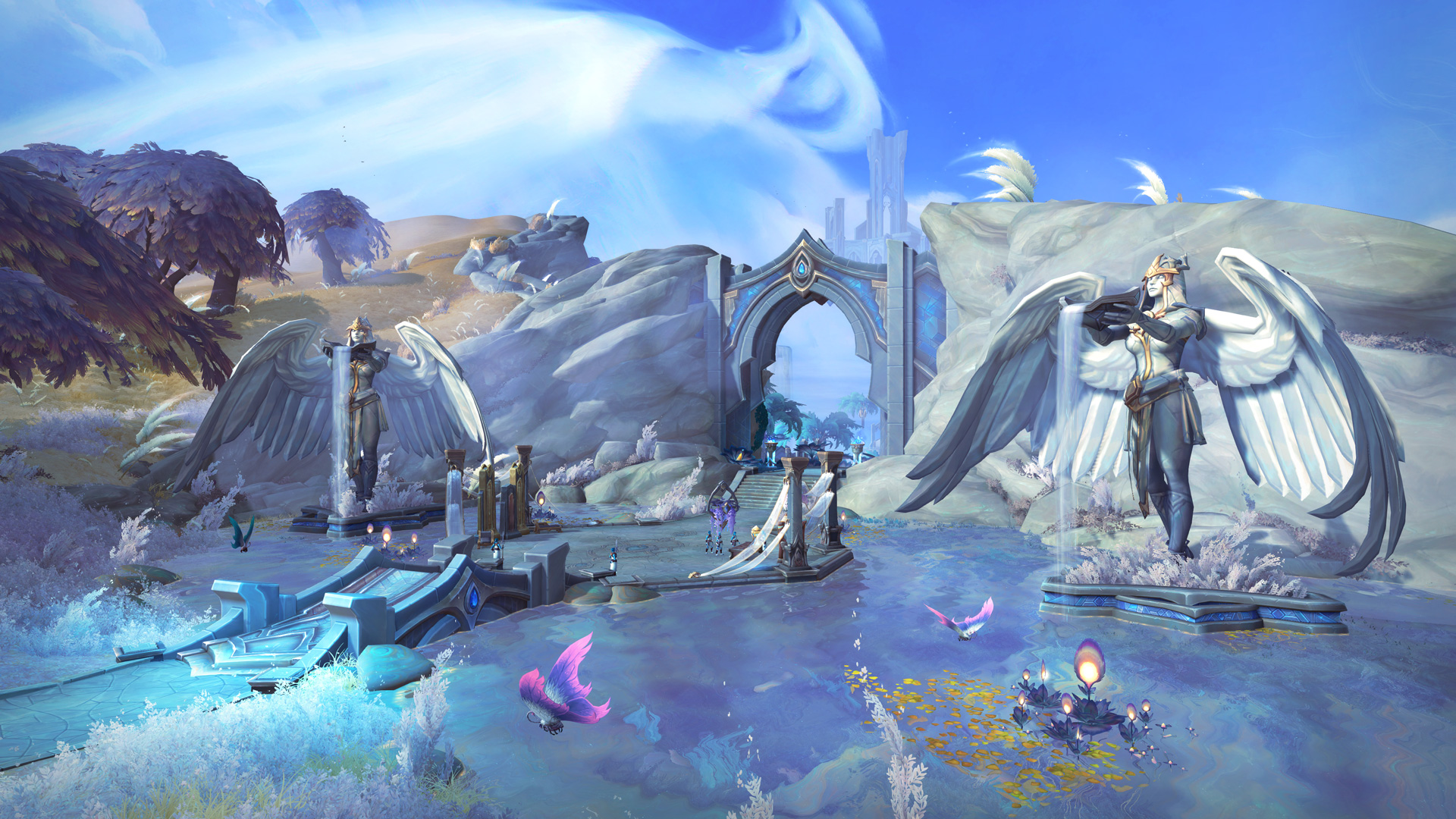 World of Warcraft system requirements raised for Shadowlands