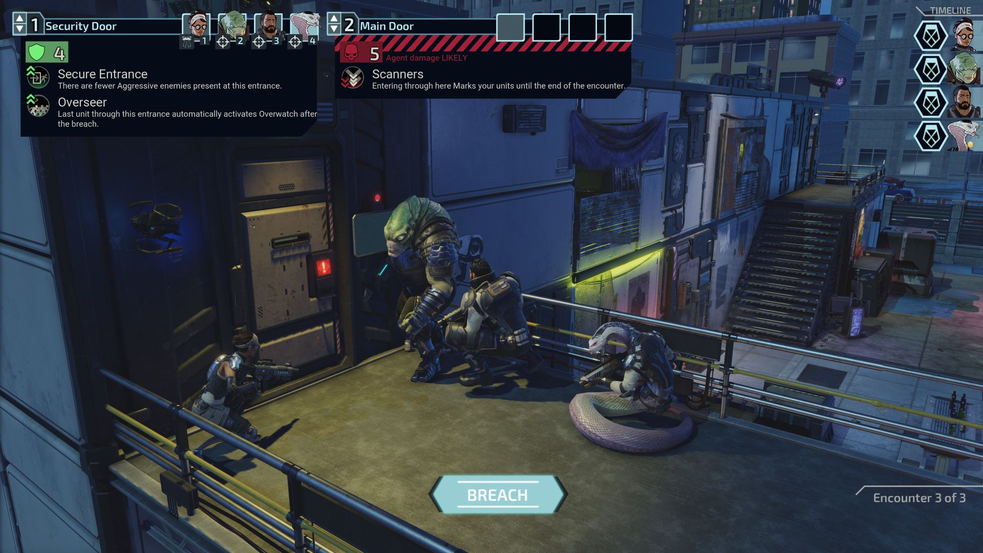 XCOM: Chimera Squad Announced, Out Later This Month