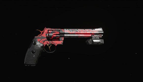 357 Snake Shot Warzone