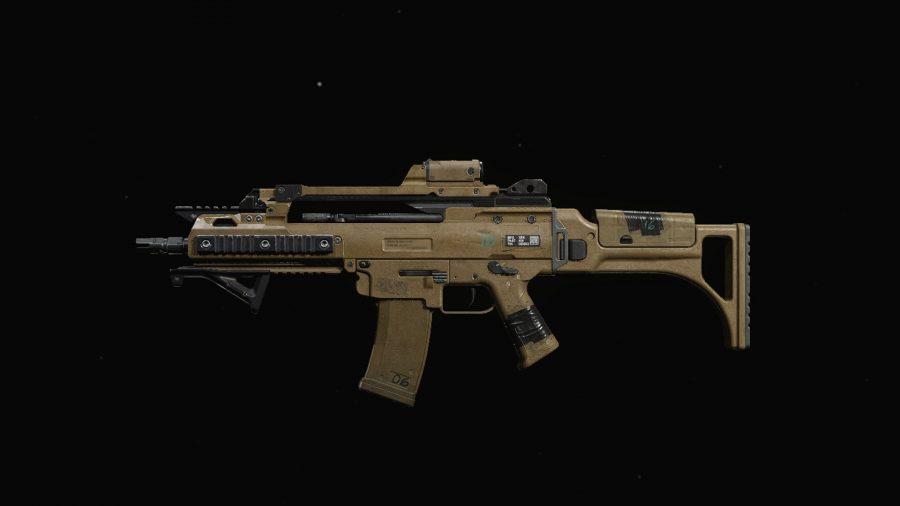 Best LMG in Warzone - Holger-26