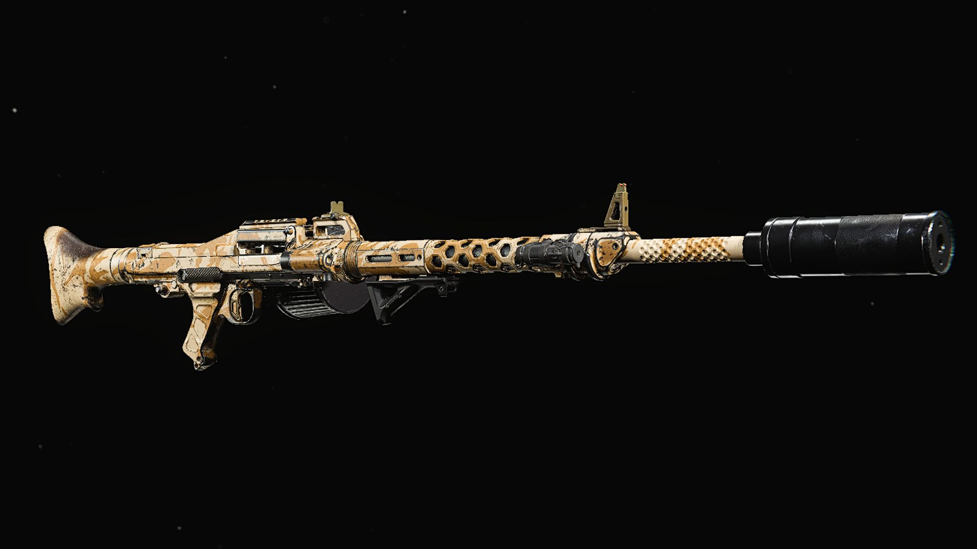 The best LMG for Warzone Season 5