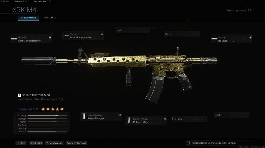 Лучшее снаряжение для Warzone - nickmercs