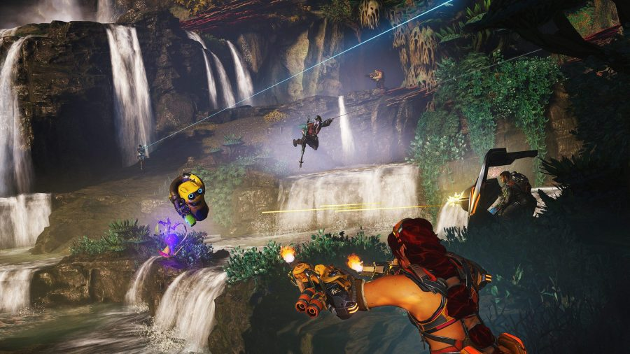 Crucible new PC games