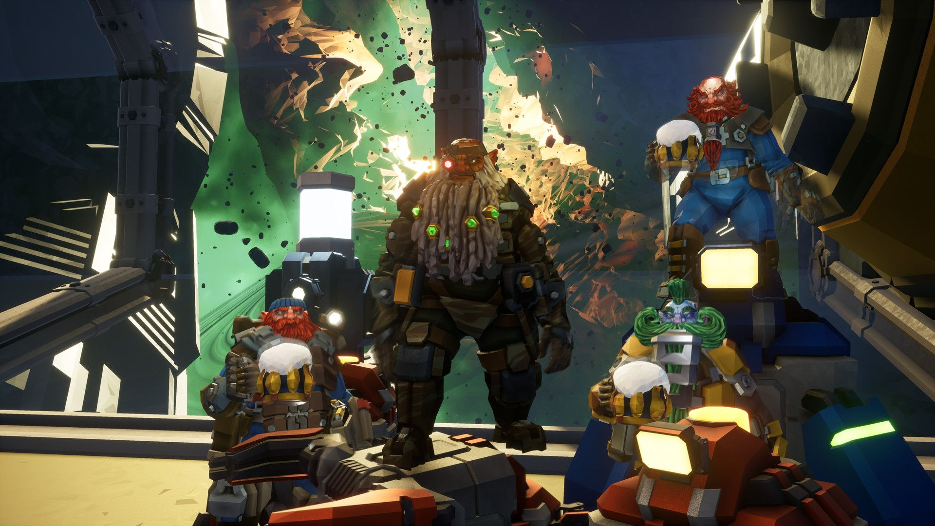 Deep Rock Galactic is getting an integrated three-tier modding system