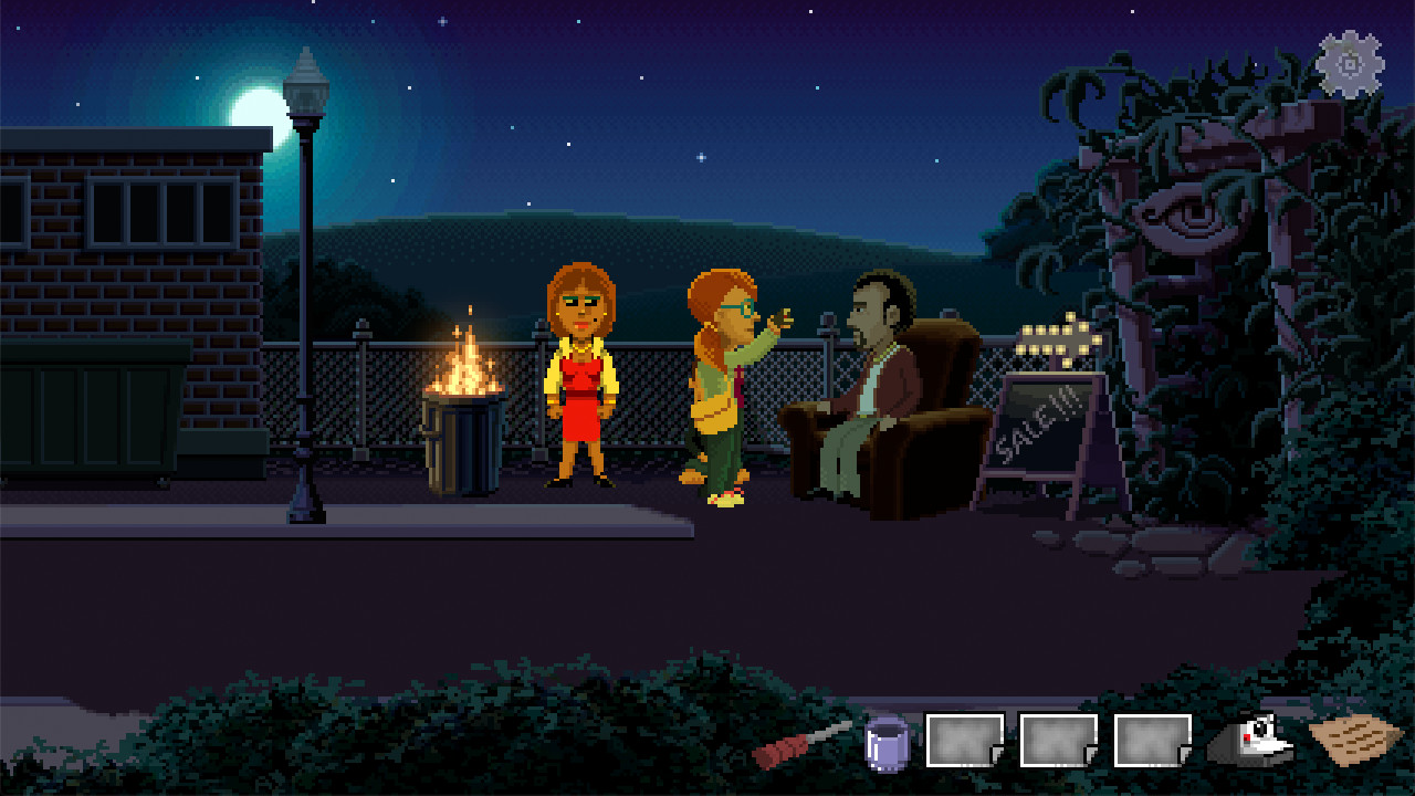 There's a new Thimbleweed Park adventure, and it's free