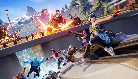 Epic S Launching A Service To Give Any Game Fortnite Style Cross Play Across Seven Platforms Pcgamesn Play fortnite online totally free and online. game fortnite style cross play
