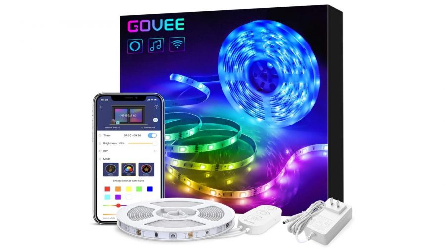 Smart RGB lighting strip