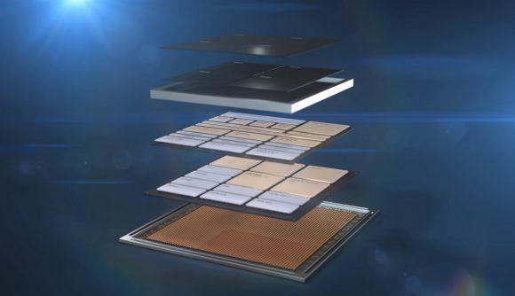 Intel Foveros 3D packaging