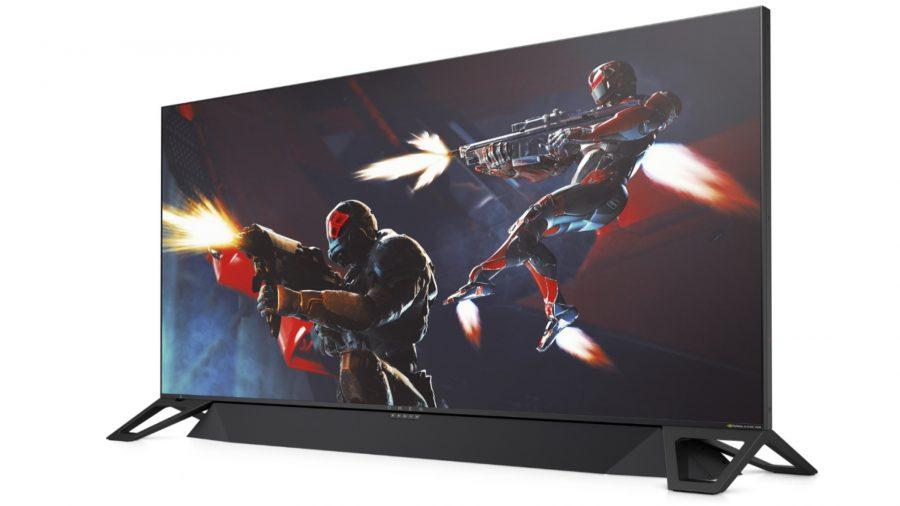 Omen X Emperium 4K 144Hz monitor