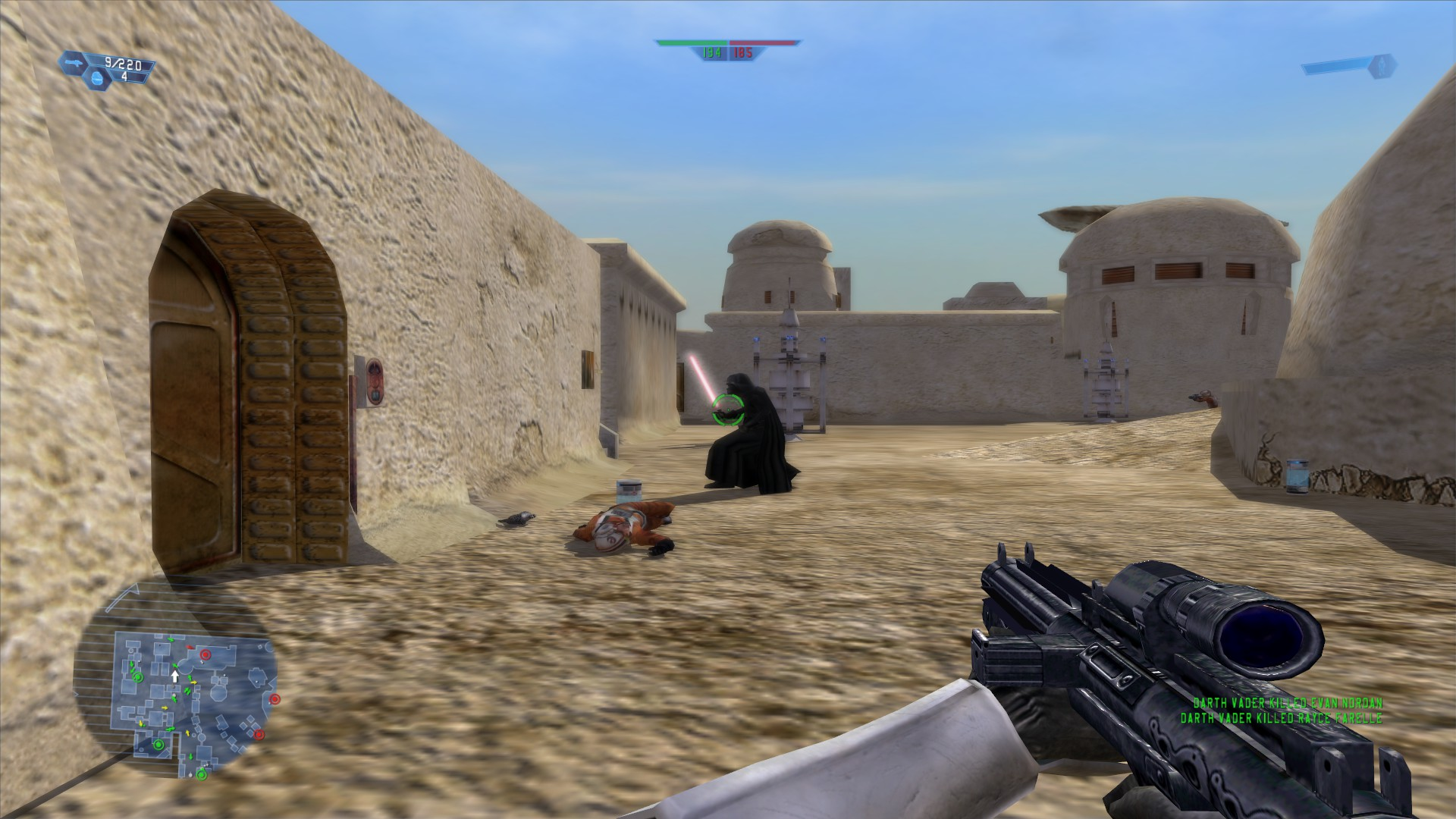 Classic Star Wars Battlefront Just Got Updated With Online Multiplayer Pcgamesn