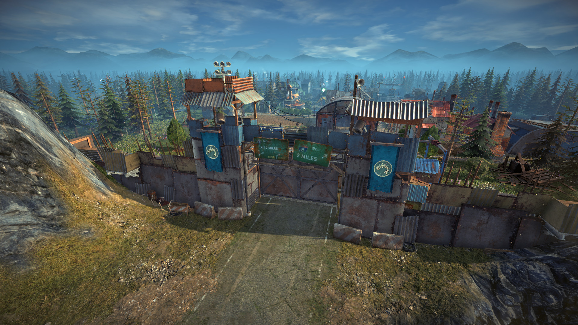 Surviving the Aftermath PC News  PCGamesN