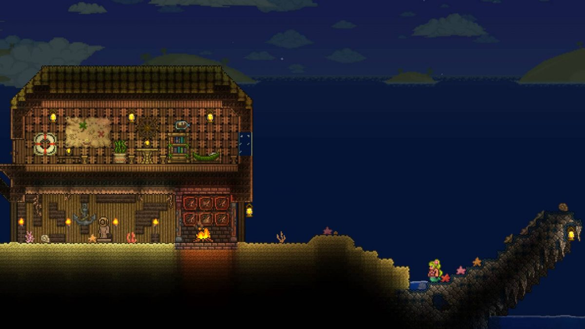 Terraria Happiness How To Unlock A Pylon In Terraria Pcgamesn Though, you have to do more than just building the teleporter. terraria happiness how to unlock a