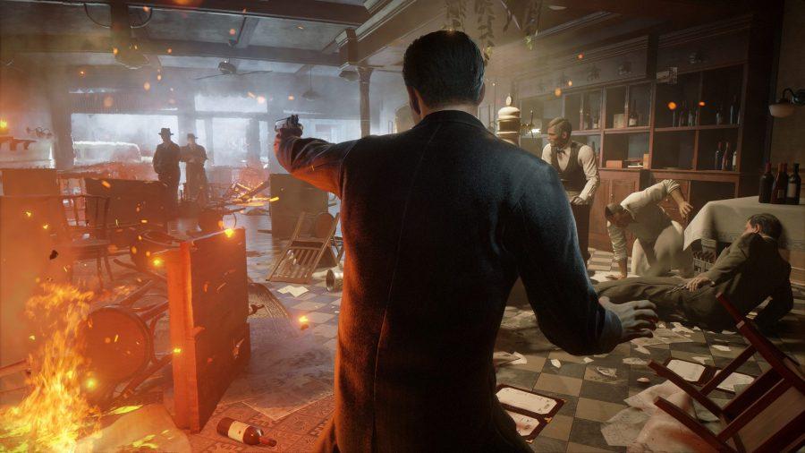 Upcoming PC games Mafia