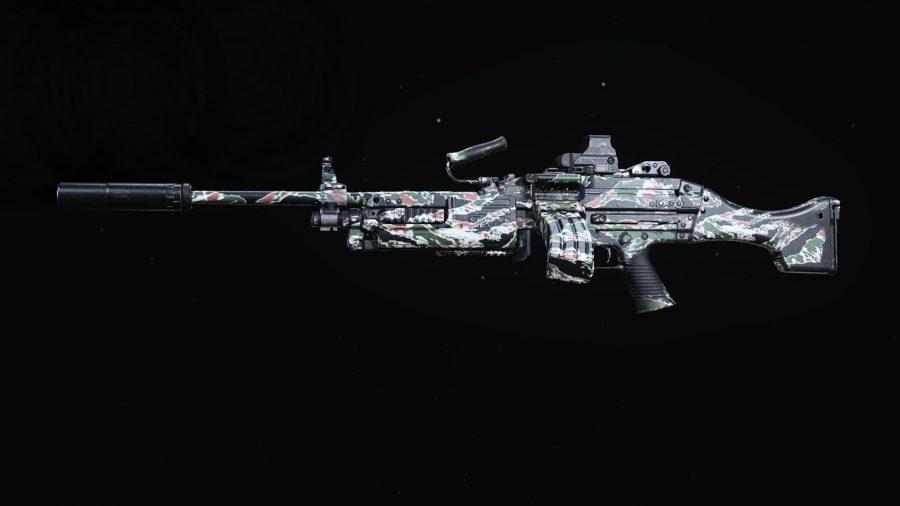 Warzone Bruen MK9 класс