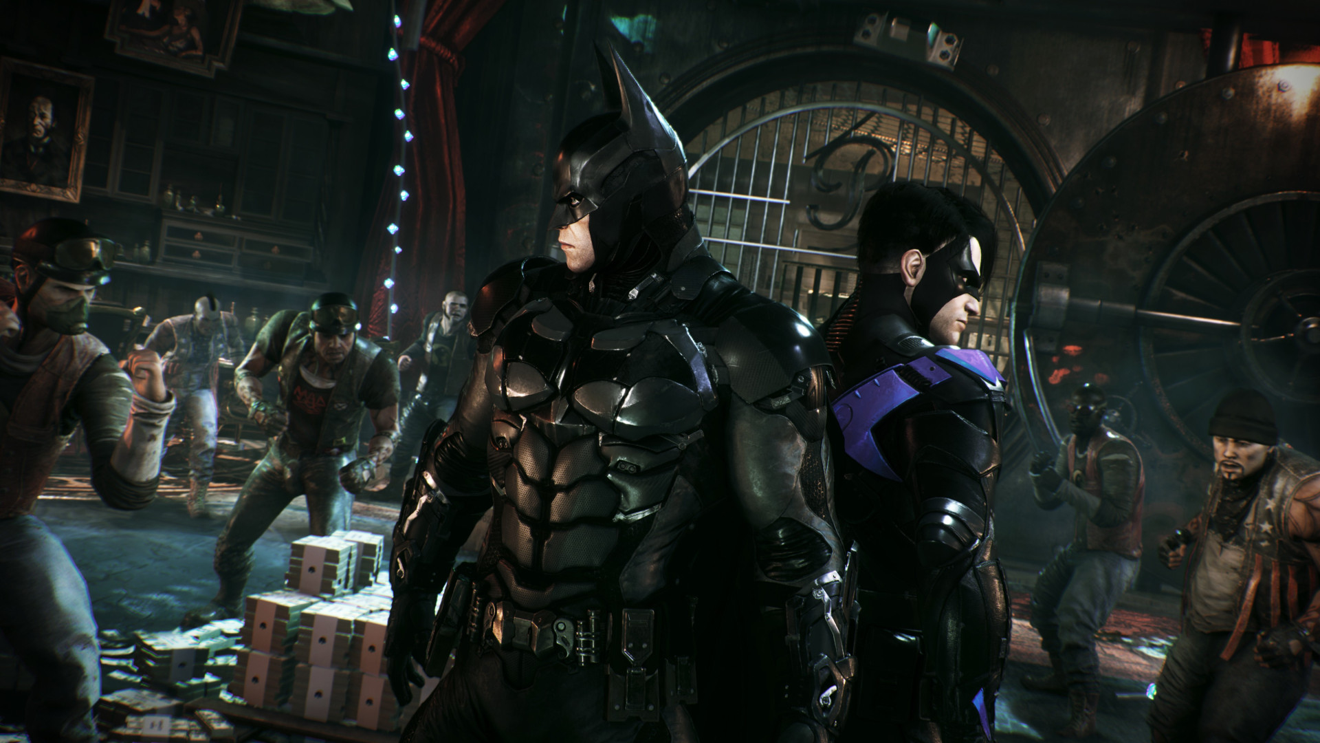 Gotham Knights Is Reportedly The Next Batman Game To Be Revealed In August Pcgamesn