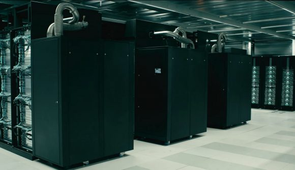 supercomputer virtual tour