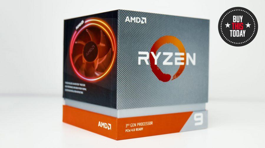 AMD Ryzen 9 3900X Buy This Today