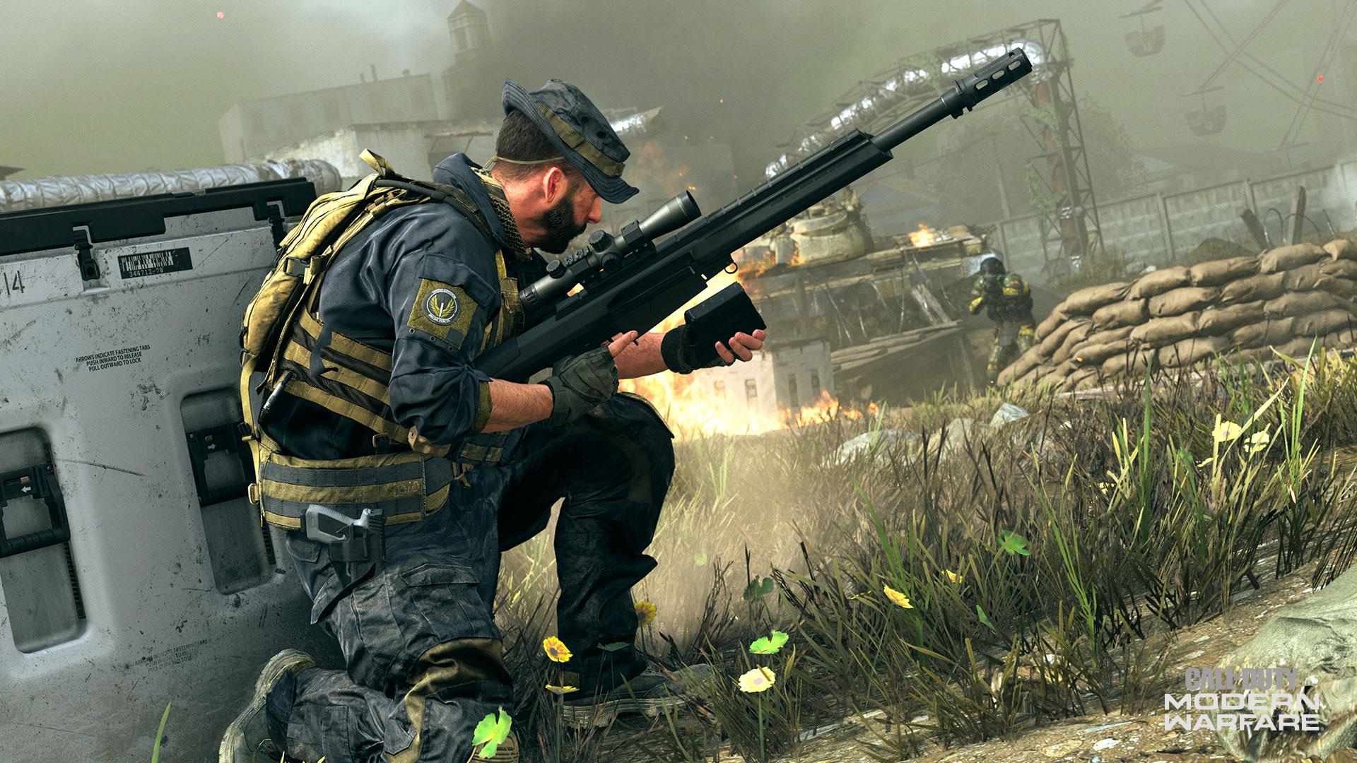 Call of Duty: Modern Warfare Season 4 Reloaded release time brings 200-player Warzone
