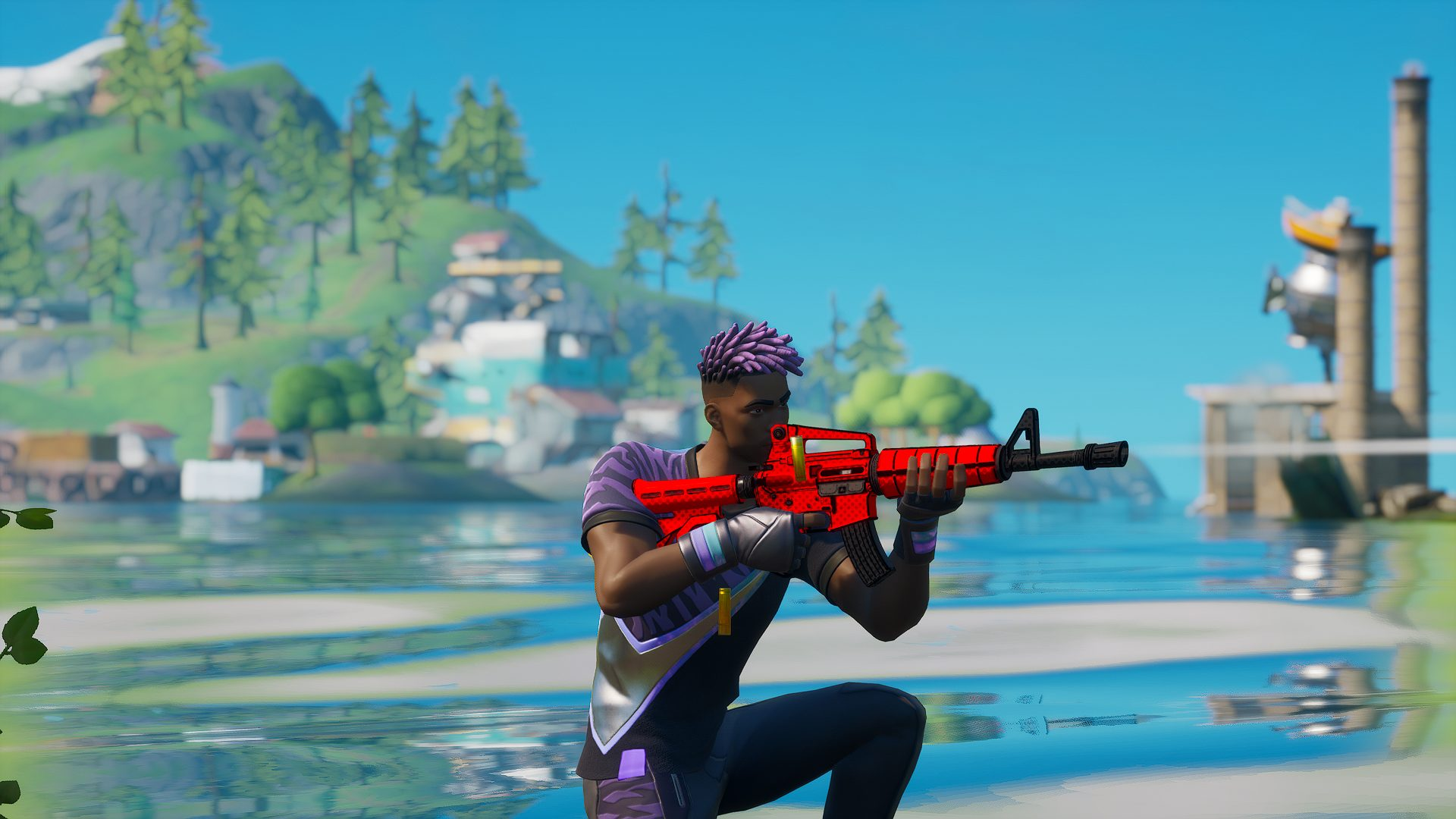How Many Guns And Items Are In Fortnite Fortnite Mythic Guns And Items Where To Find All Season 3 Mythics Pcgamesn