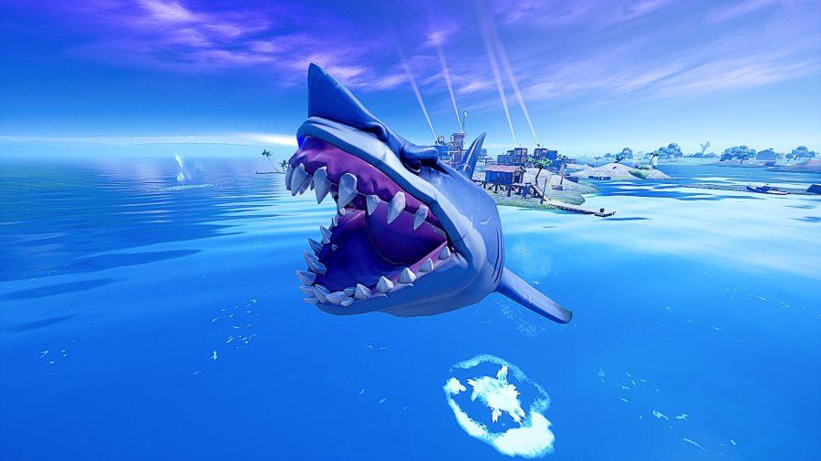 Fortnite Shark - how to tame