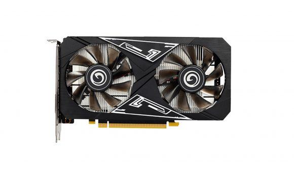 Nvidia GeForce GTX 1650 Ultra TU106 graphics card