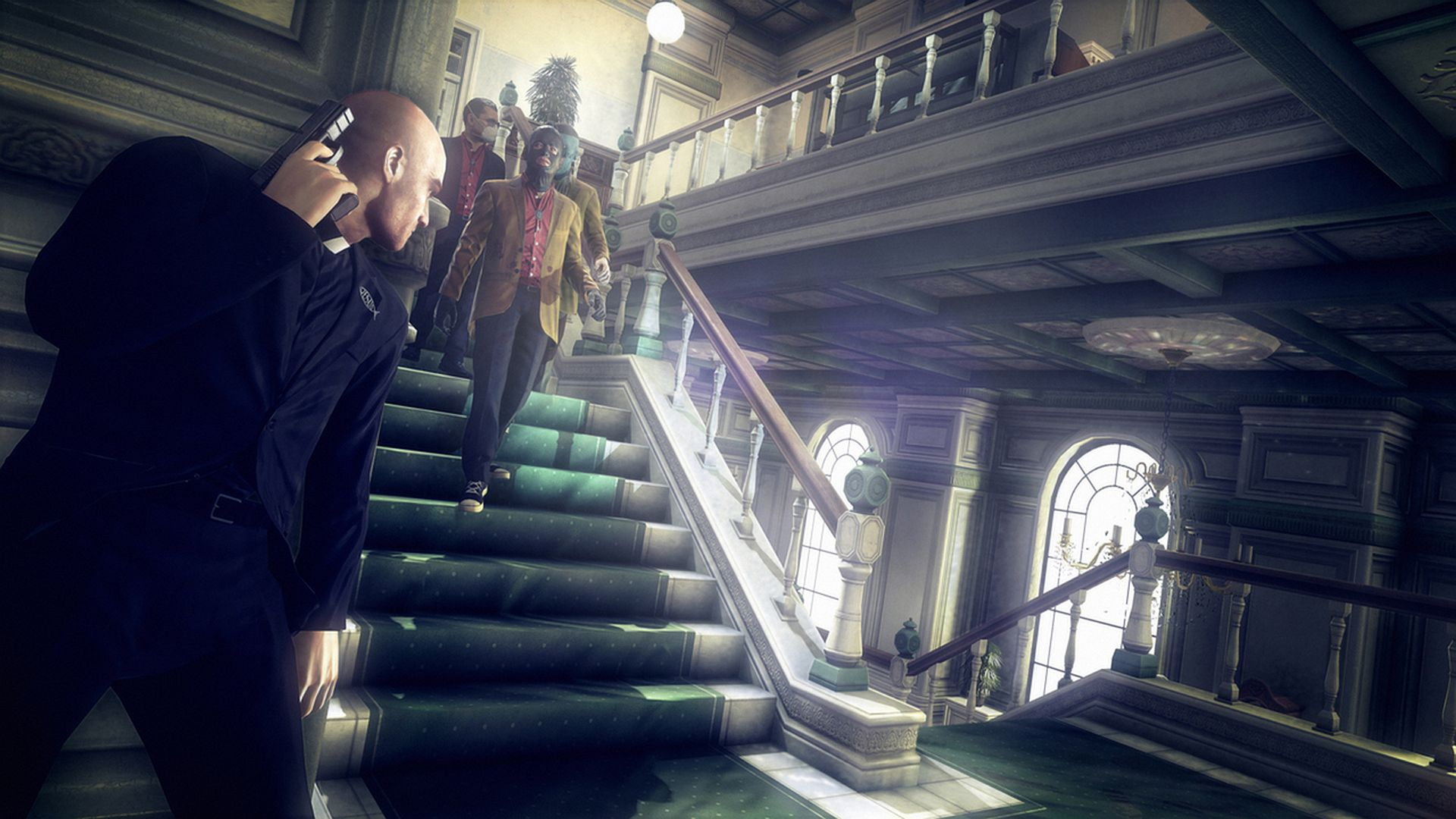 While You Wait For Hitman 3 Absolution S Free In A Gog Giveaway