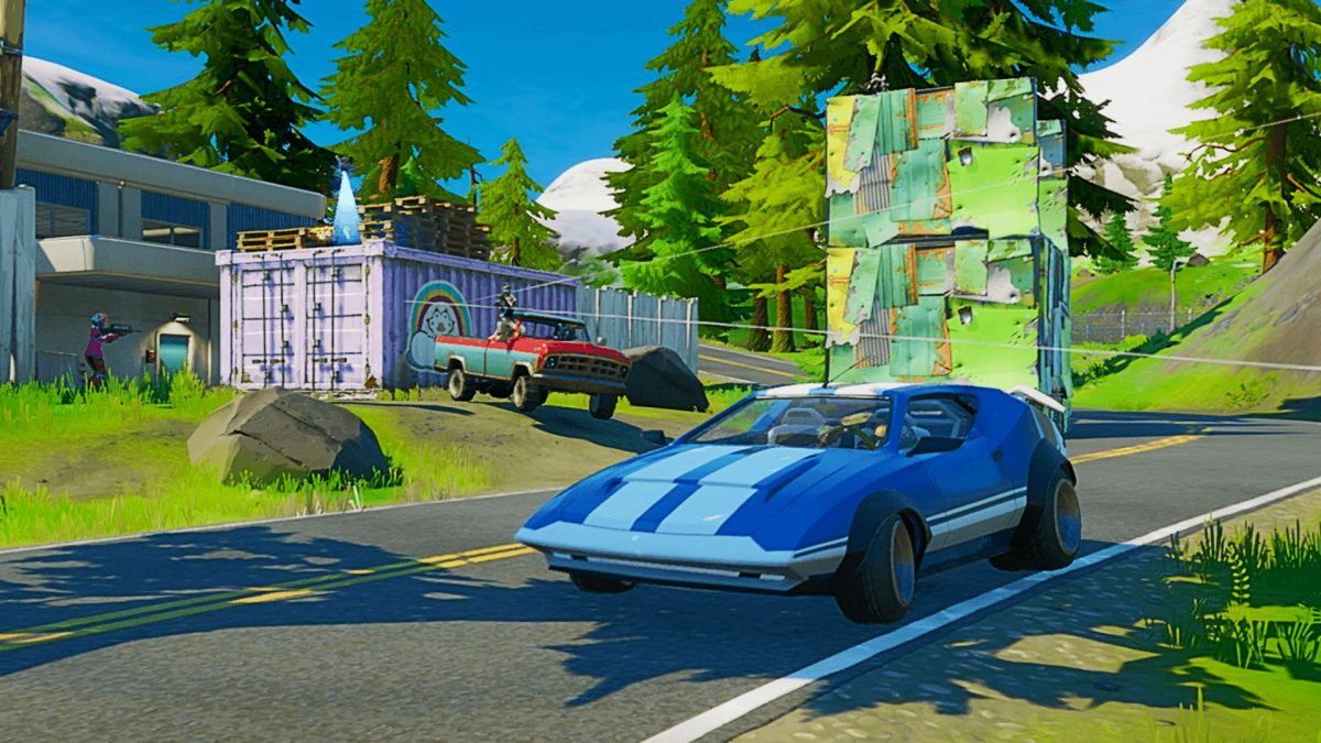 Fortnite Cars How Fortnite Vehicles Work And Where To Find Them Pcgamesn