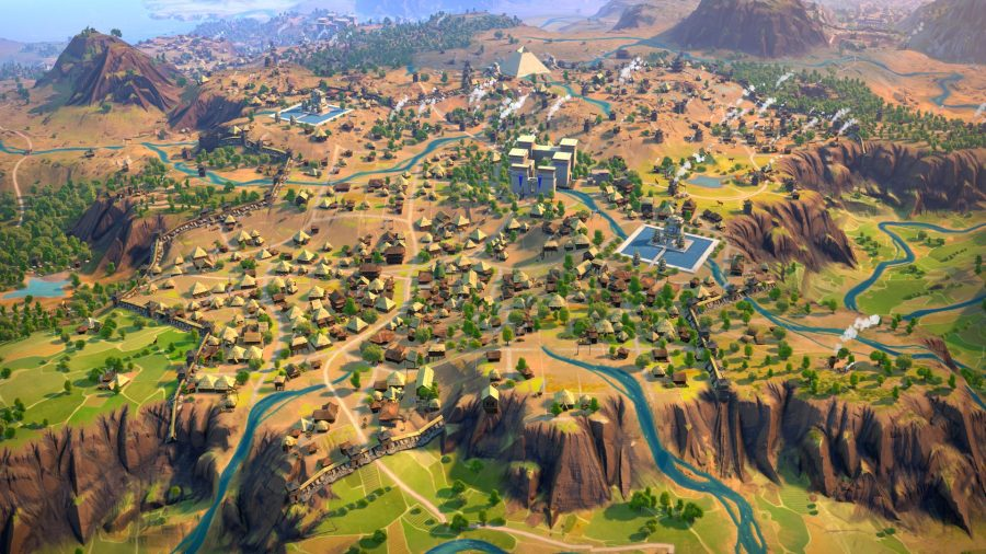 humankind city 900x506 - The best strategy games on PC in 2021