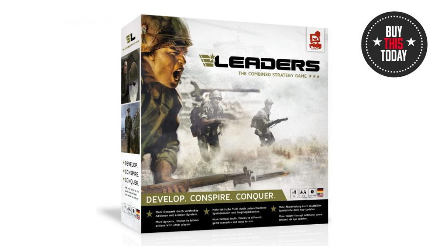 Leaders boardgame Buy This Today