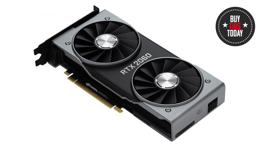 Nvidia GeForce RTX 2060 graphics card Buy This Today