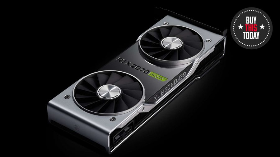 Nvidia RTX 2070 Super graphics card Buy This Today