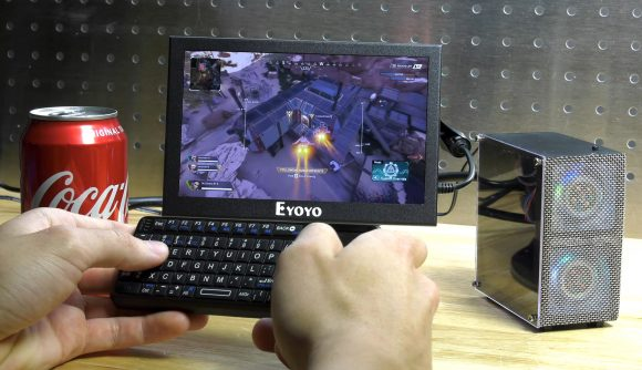 Smallest Raspberry Pi gaming PC