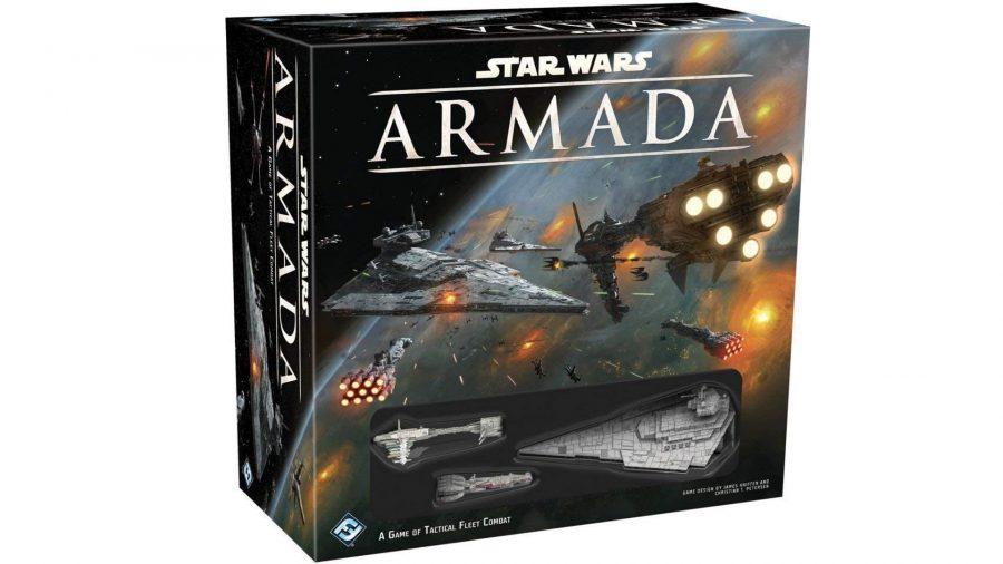 Star Wars: Armada board game