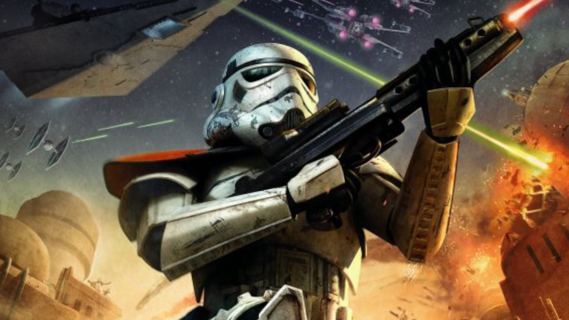 Star Wars Battlefront 3 Leaks On Steam Is Totally Fake Pcgamesn