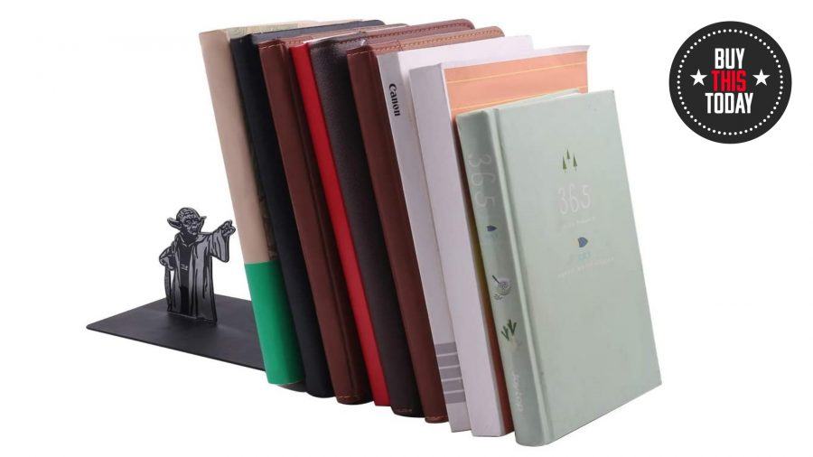 Star Wars Yoda Bookend Buy This Today