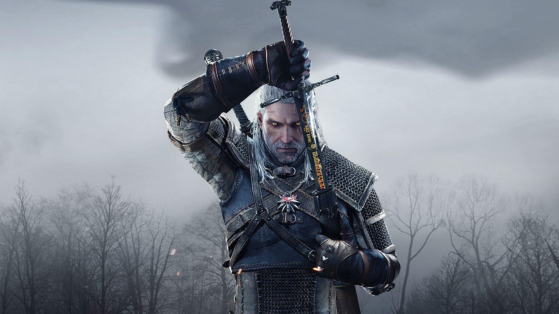 This The Witcher 3 mod turns the game into its original E3 style demo