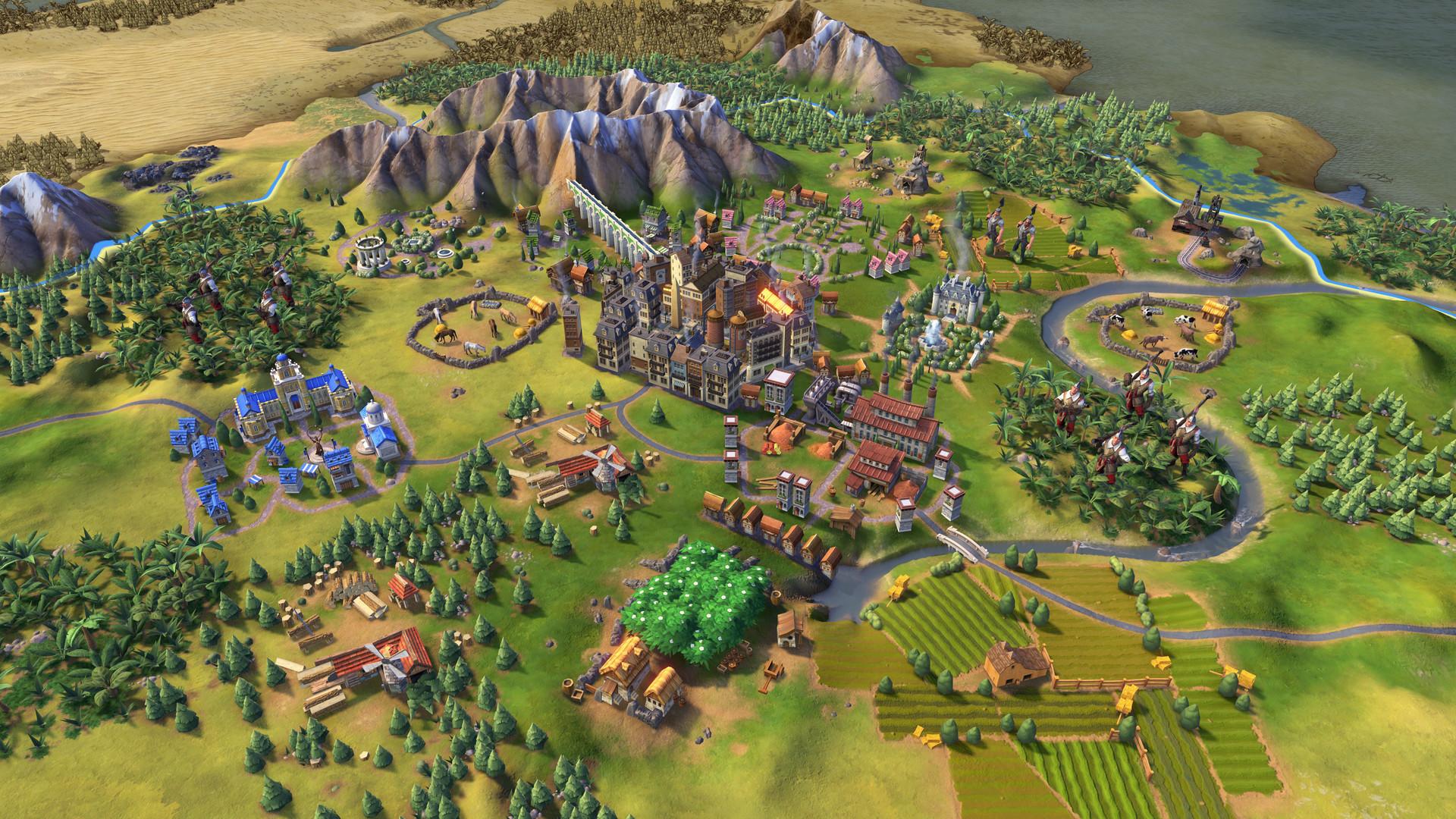 Civilization VI is having a free weekend on Steam | PCGamesN