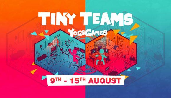 Yogscast Tiny Teams Festival