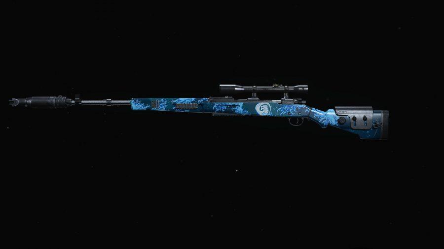 Best Warzone Kar98k loadout