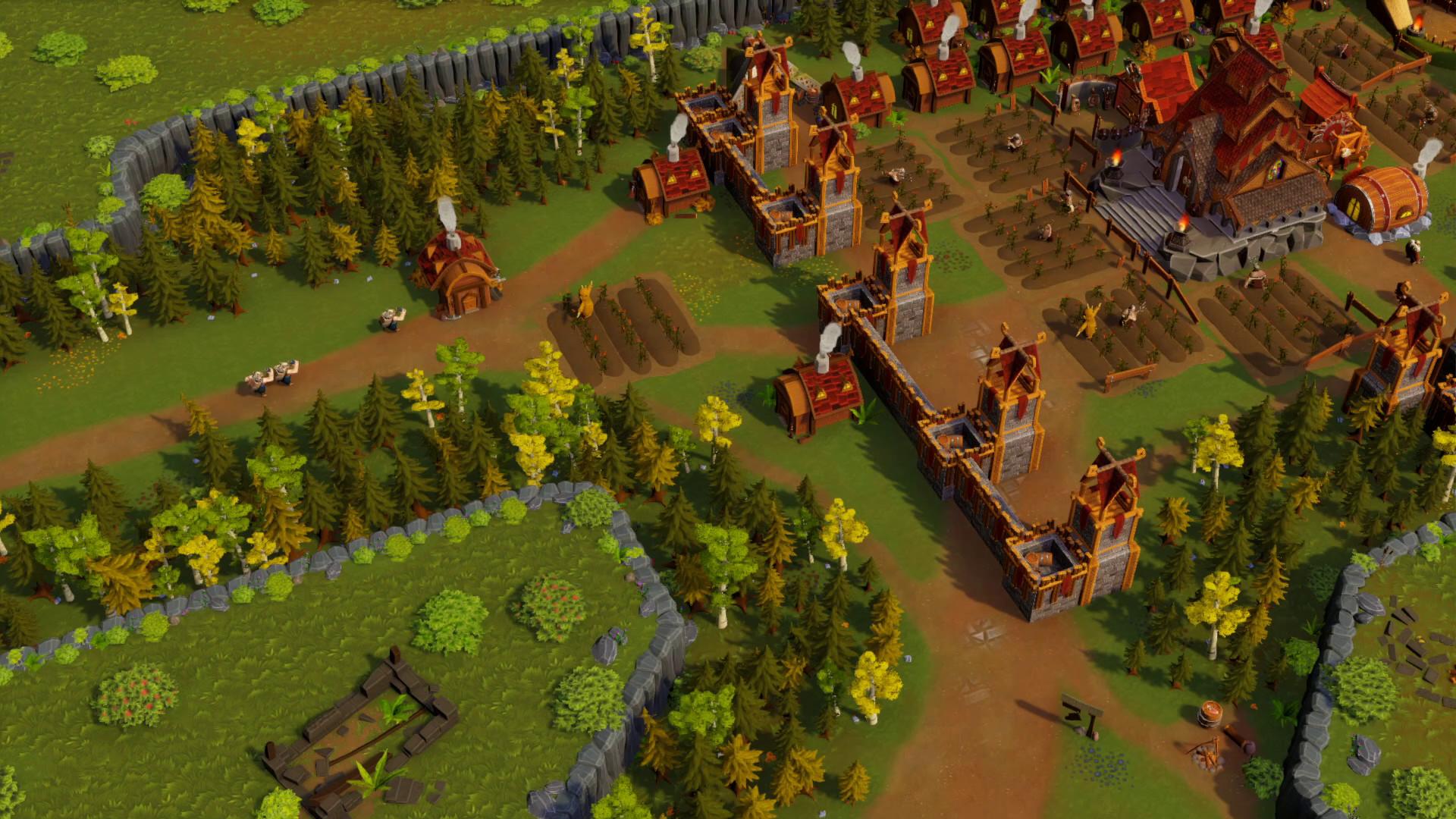 DwarfHeim will head into Steam Early Access this fall