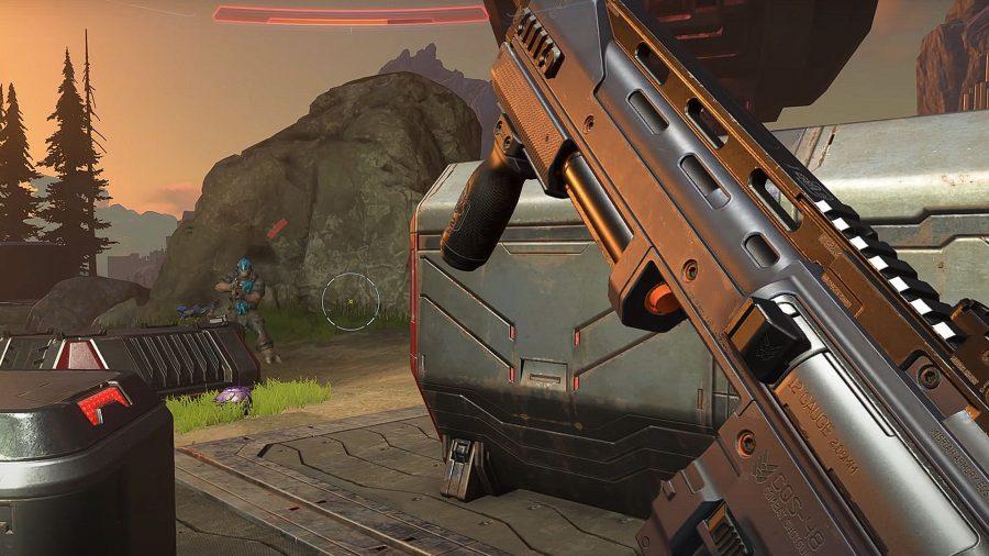Halo Infinite guns