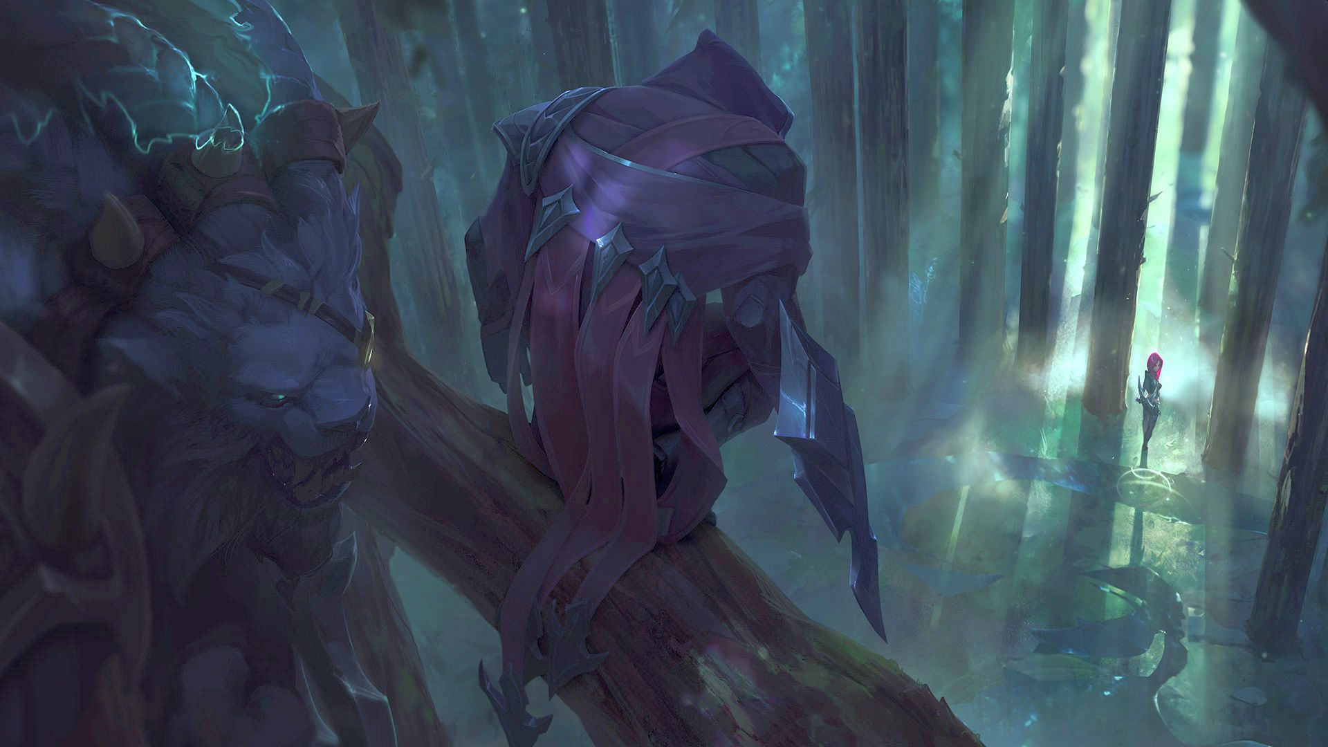 Who Is League Of Legends Samira Pbe Leaks Mysterious New Name Pcgamesn