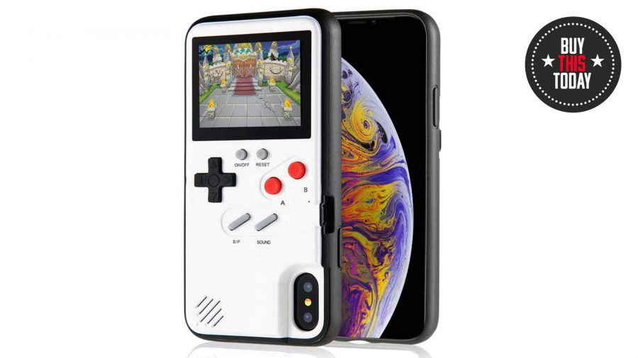 Hanheld console iPhone case Buy This Today