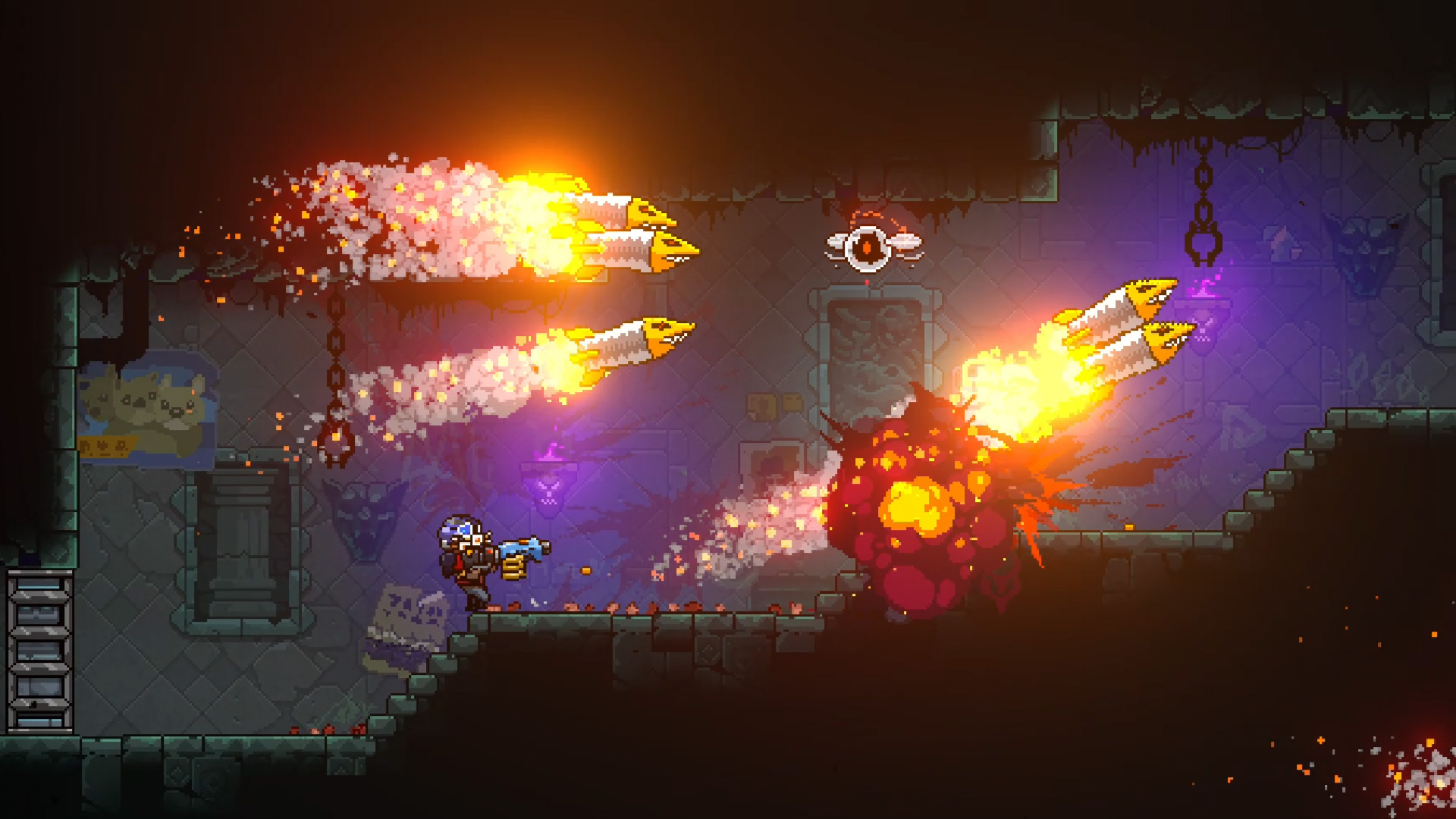 Neon Abyss Is A Colourful Mix Of Isaac And Gungeon Out Now On Game Pass Pcgamesn