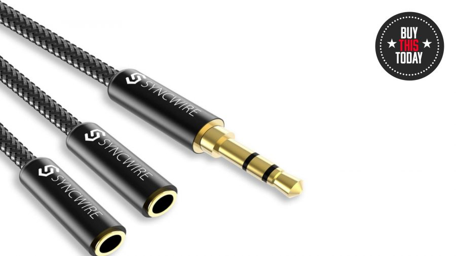 Syncwire audio splitter Buy This Today