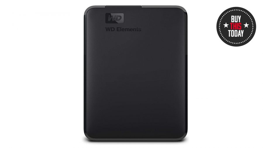 WD Elements 2TB external HDD Buy This Today