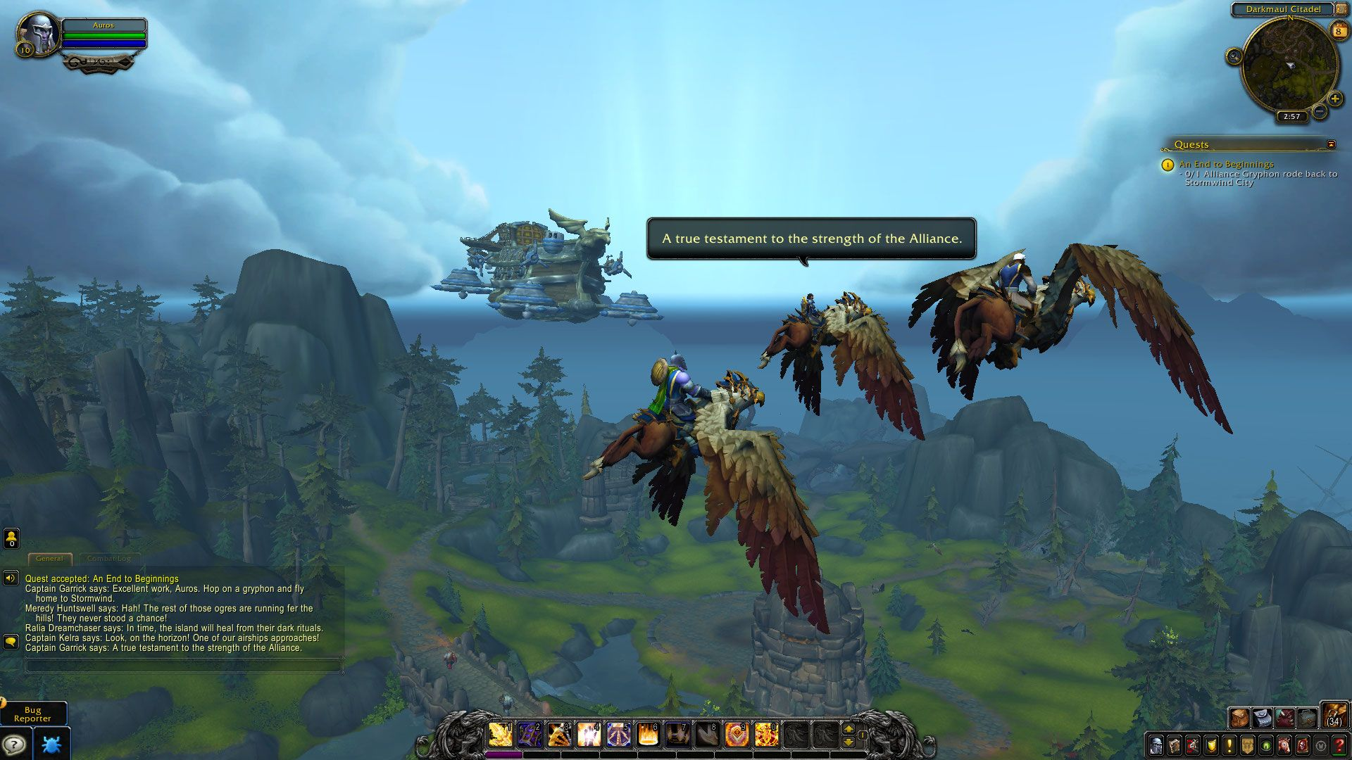 With Exile S Reach World Of Warcraft Has Never Been Easier To Get Into Pcgamesn
