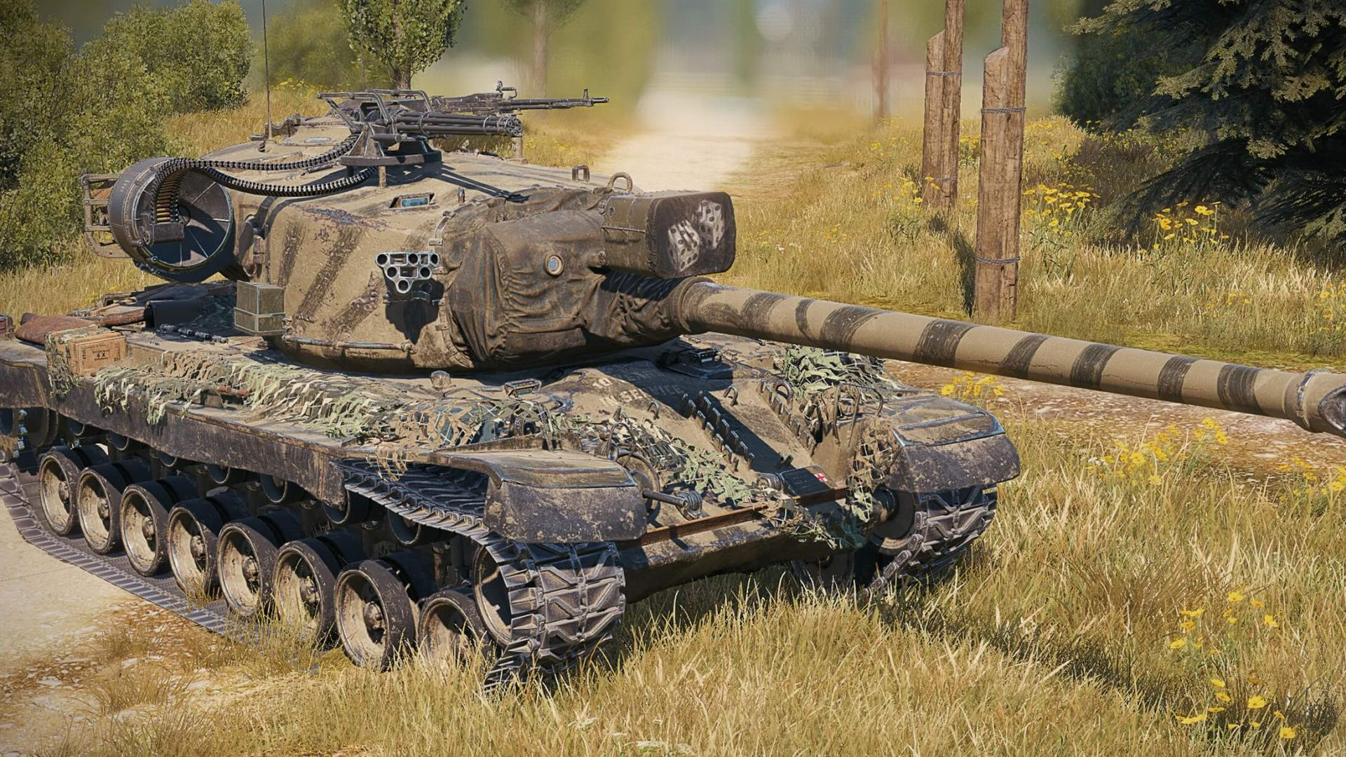 Military MMO World of Tanks has come to Steam